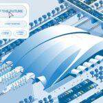 Hitachi presenta estación de trenes del futuro que incluye robots y servicios en tiempo real