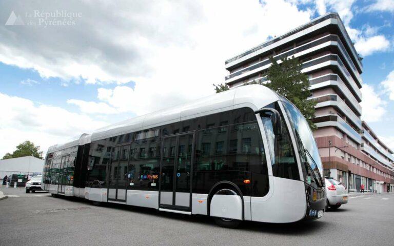 La primer flota de autobuses de hidrógeno del mundo fue lanzada en Francia