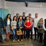 Docentes capacitados por Fundación Wadhwani  visitaron y conocieron labor de SmartAraucanía