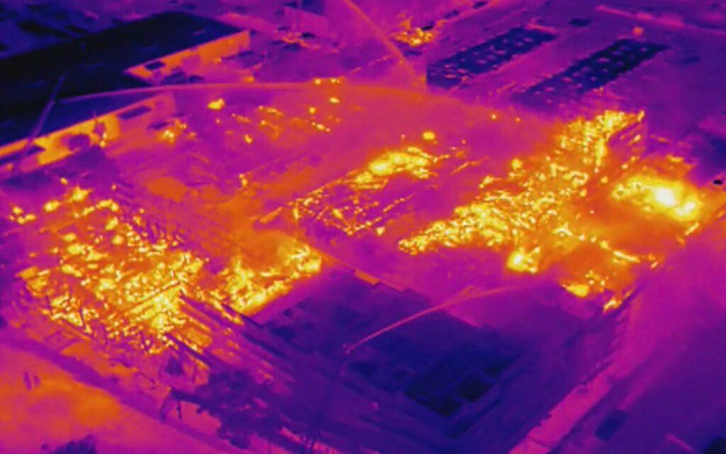Detección temprana de incendios forestales con cámaras e inteligencia artificial en Utah